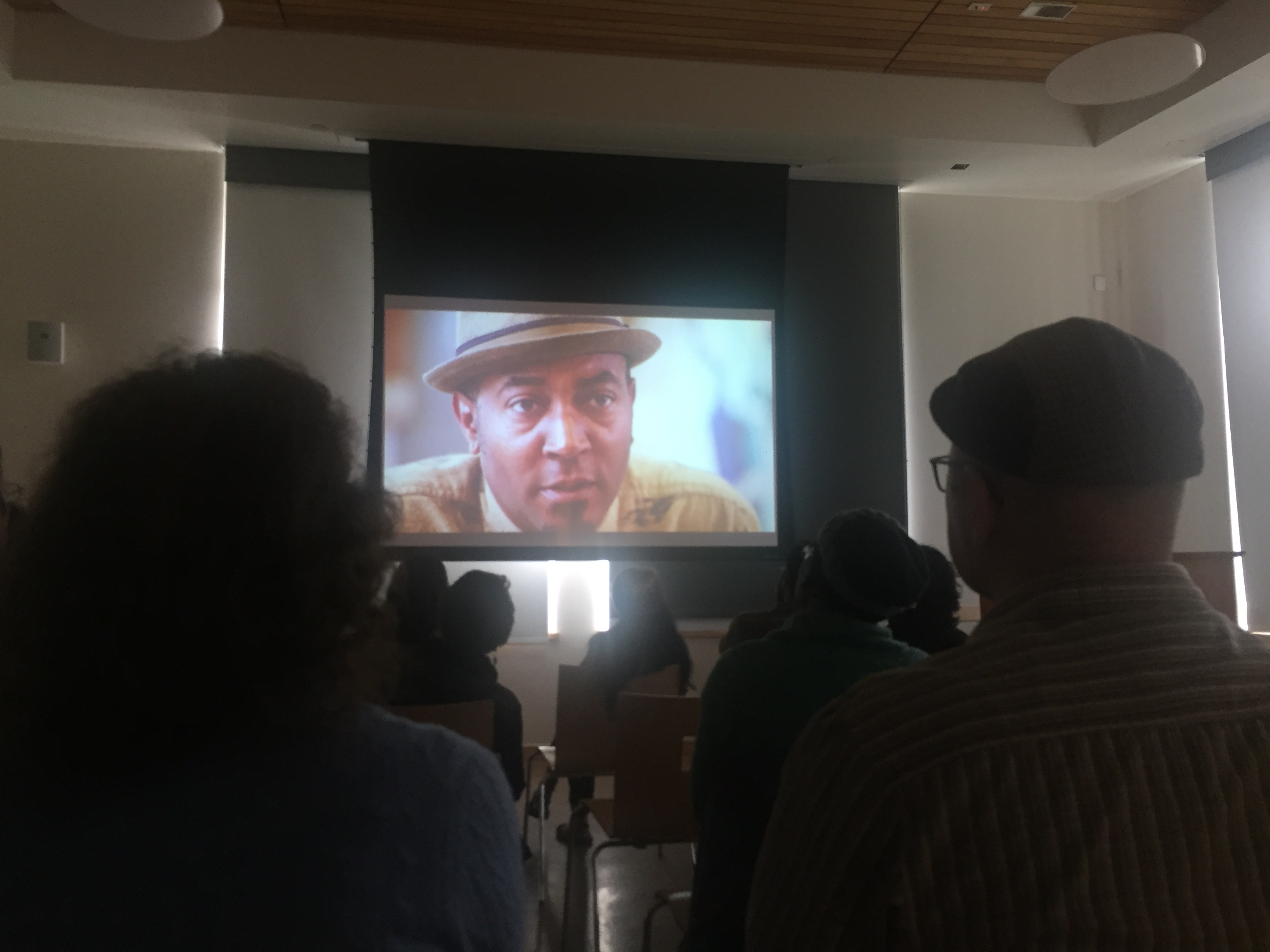 Film was screened at Berkeley and was extremely well received. The editor of the film - Tal Skloot also joined in.