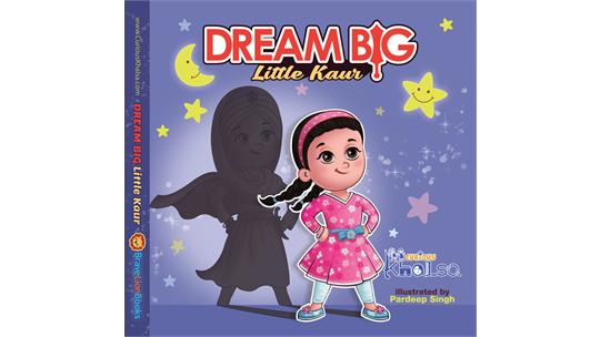 Dream Big Little Kaur title page screenshot.png